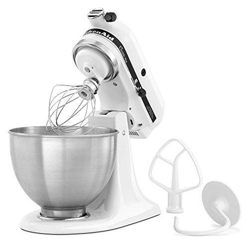 KitchenAid KSM75WH Classic Plus Stand Mixer