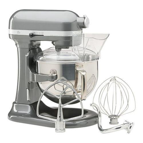 KitchenAid KP26M1PSL Series 6Quart Stand Mixer