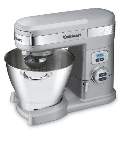 Cuisinart SM-55BC 5-1/2-Quart 12-Speed Stand Mixer